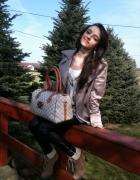 Zara coat...