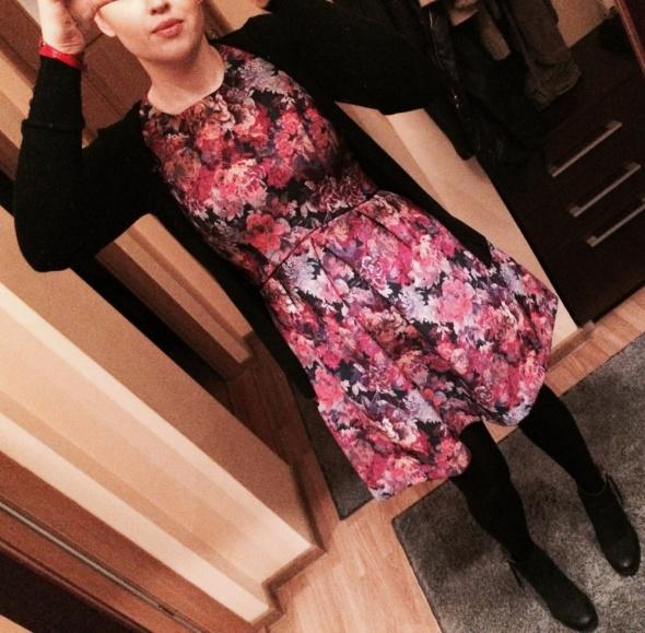 Codzienne Floral dress