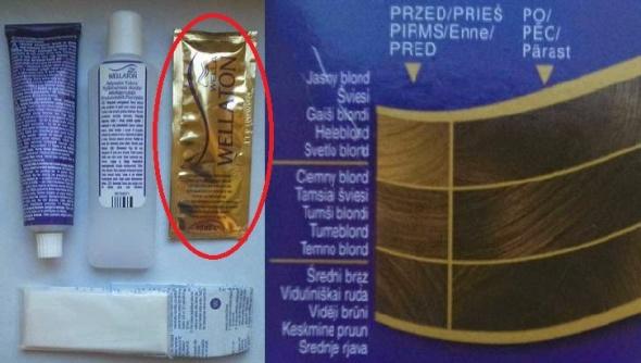 odżywka do włosów wellaton
