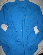 RALPH LAUREN niebieska koszula roz M