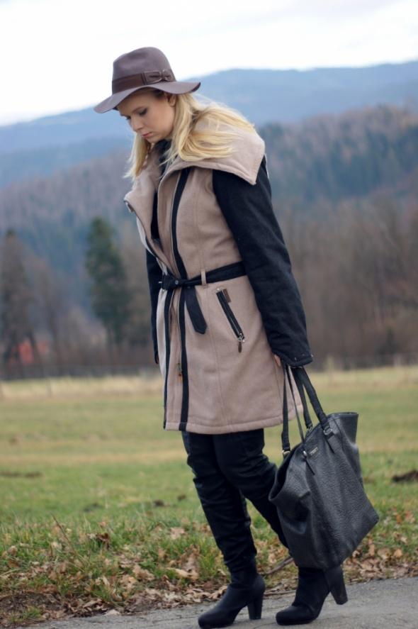 Blogerek Płaszcz
