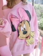 Bluza rozowa myszka minnie miki swag 36 S