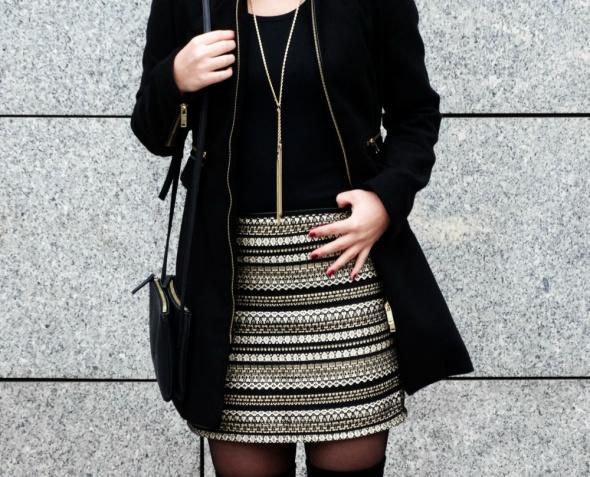 Mój styl GOLD & BLACK