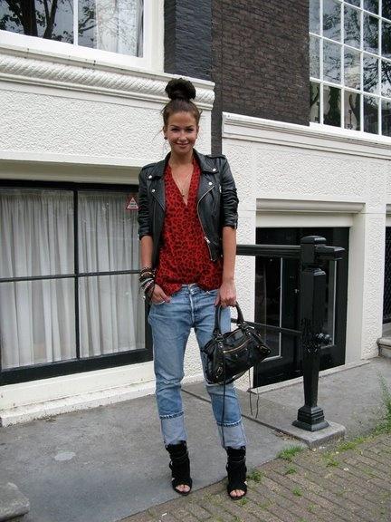 Mój styl Streets in Amstedam