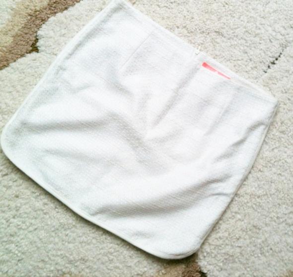 Spódnice Biała spódniczka rozmiar 40