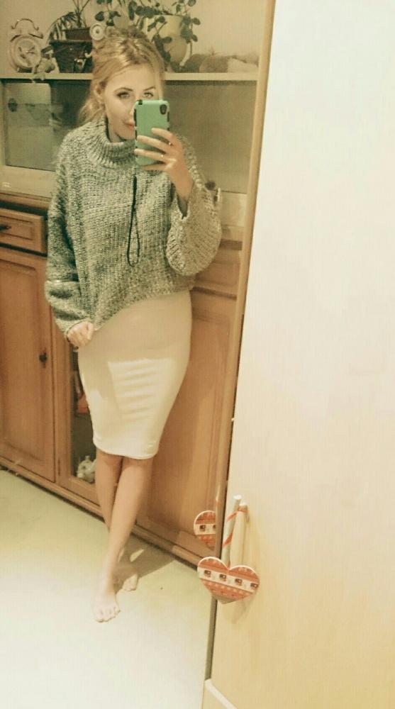 Mój styl Sweterek zip z dzis