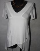 Asymetryczna długa bluzka BY O LA LA