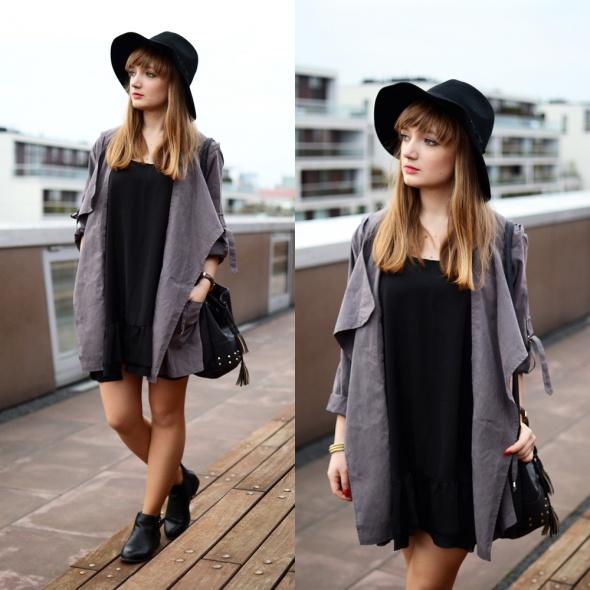 Blogerek Stylizacja na jesienny spacer