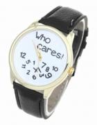 Zegarek who cares