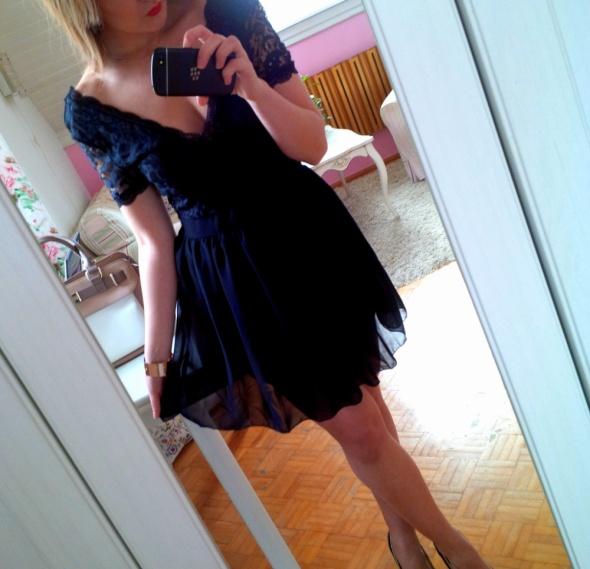 Mój styl little black dress