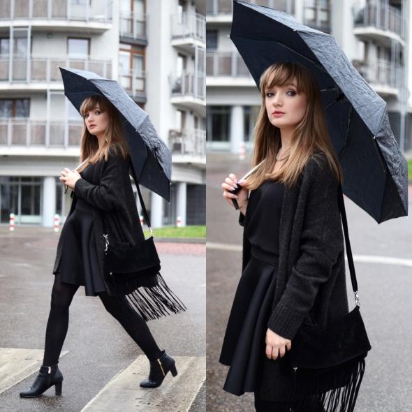 Blogerek Deszczowy dzień