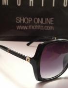 Piekne okulary Chanel czarne Nowe polecam