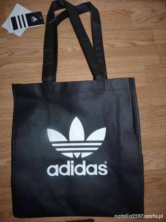 torba ekologiczna adidas czarna