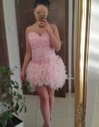 piorka sukienka suknia