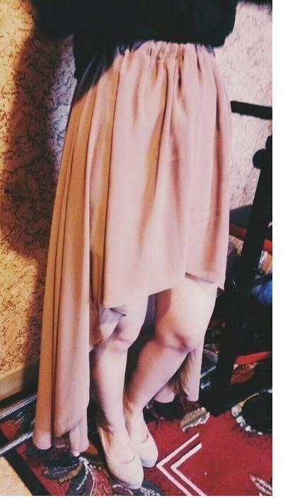 Spódnice Asymetryczna spódnica S