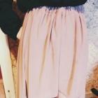 Asymetryczna spódnica S