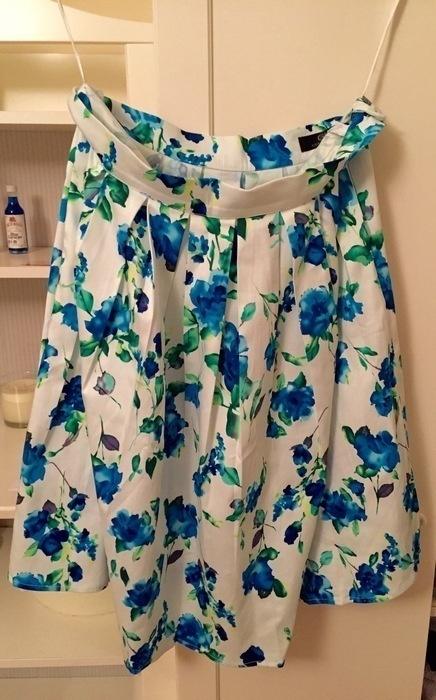 Spódnice spódnica kwiaty pin up