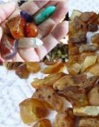 Kamienie Szlachetne różnej wielkości