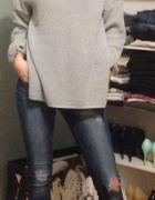 sweter oversize hot szpilki