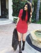 Sukienka Kylie Jenner