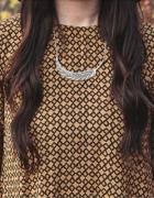 Patternowa sukienka H&M