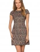 orsay sukienka żakardowa...