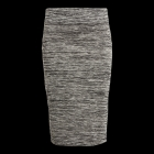LINDEX szara melanżowa spódnica 38 M