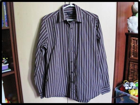SLIM FIT Koszula męska RESERVED rozmiar M stan bdb w Koszule  BWEOo