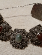 stara srebrna bransoleta