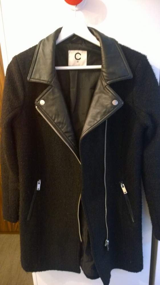 Ubrania Płaszcz Cubus rozmiar M