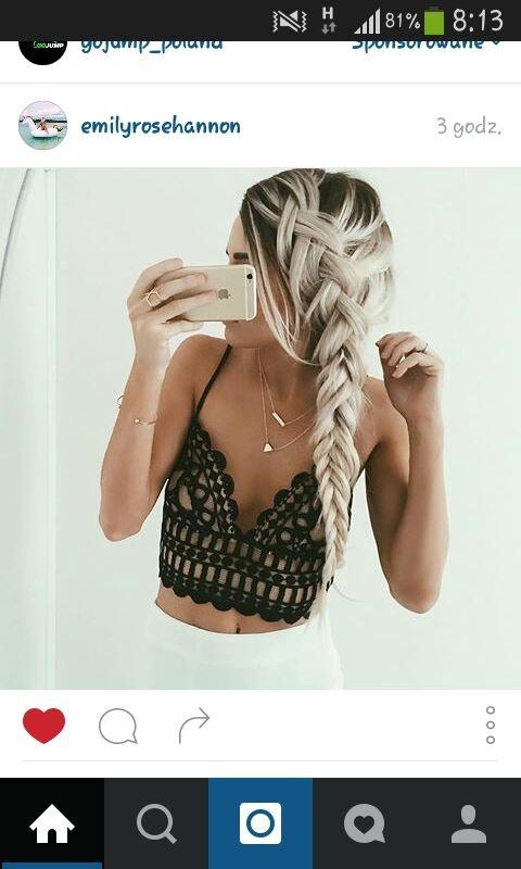 najpiękniejsze włosy instagrama 2