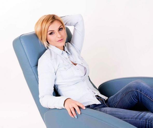 Do pracy Jeans