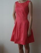 sukienka 38 różowa...
