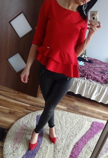 Mój styl BLACK RED