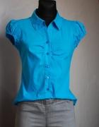 elegancka koszula bez rękawków r M
