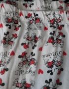 Spodnie w Myszke Miki XL