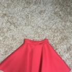 Rozkloszowana spódnica XS