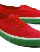 Vans watermelon...
