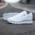 Reebok White Leather Classic