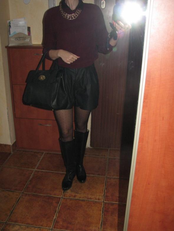 Mój styl Stara baba w szortach