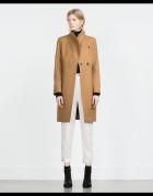 Kupię płaszcz Zara w kolorze camel...