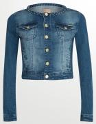 Orsay S 36 jeansowa dżinsowa kurteczka kurtka