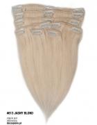 Włosy Clip in Remy 40 cm BLOND...