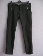 Spodnie czarne Zara XL