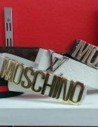 Damskie paski Louis Vuitton Moschino i Gucci