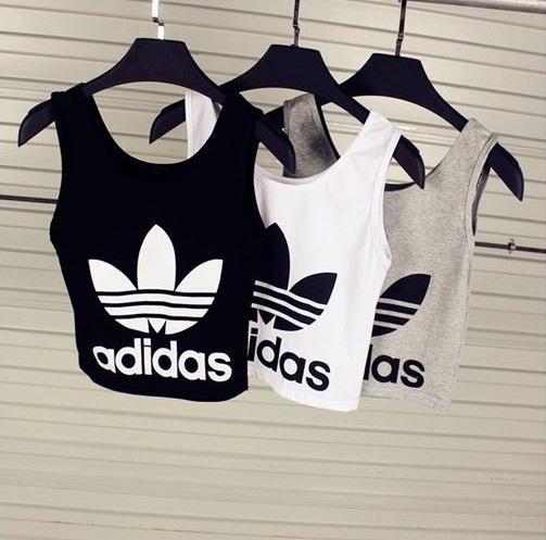 top bluzka tshirt adidas