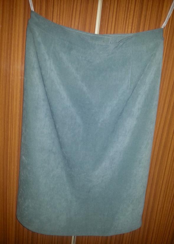 Spódnice spódniczka rozmiar 36 ciemny morski