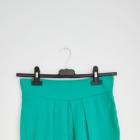Turkusowa mini spódniczka