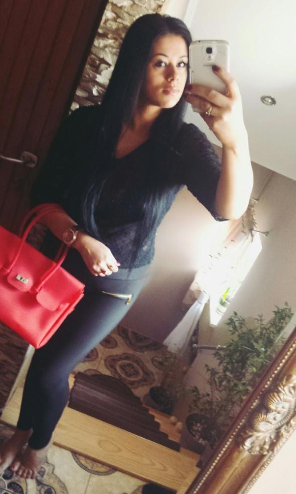 Codzienne BLACK&RED