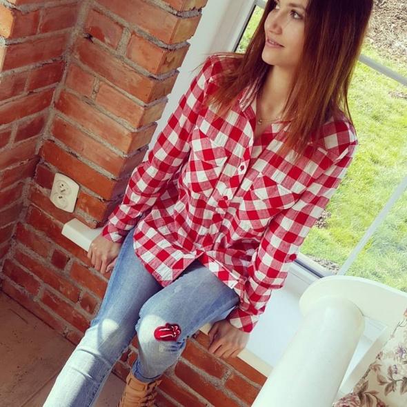 Codzienne koszula & jeans